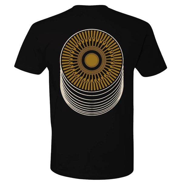 Tame Impala About Rounds T-Shirt- Bingo Merch Official Merchandise Shop Official