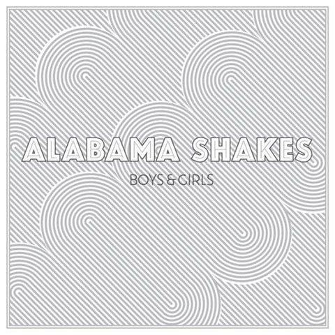 Alabama Shakes Boys & Girls LP LP- Bingo Merch Official Merchandise Shop Official
