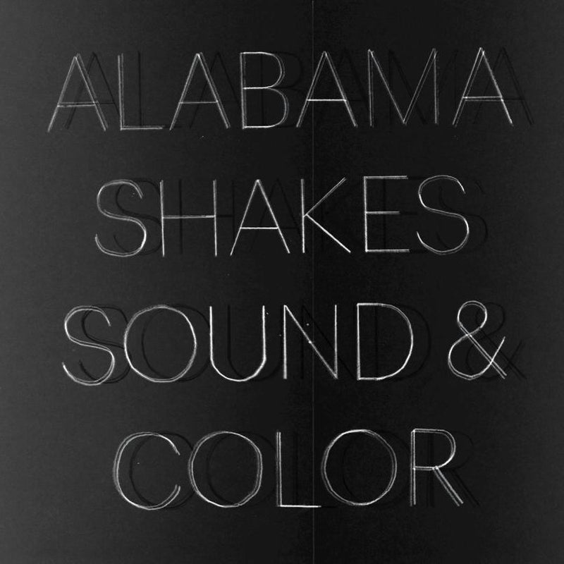 Alabama Shakes Sound & Color CD CD- Bingo Merch Official Merchandise Shop Official
