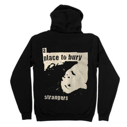 A Place To Bury Strangers Face - hoodie Hoodie- Bingo Merch Official Merchandise Shop Official
