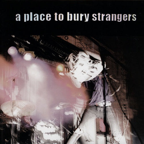 A Place To Bury Strangers A Place To Bury Strangers CD CD- Bingo Merch Official Merchandise Shop Official