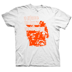 A Place To Bury Strangers Eyes T-Shirt- Bingo Merch Official Merchandise Shop Official