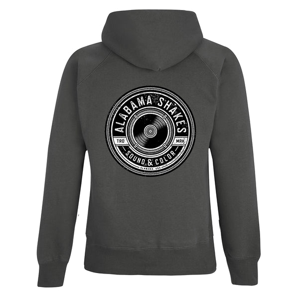 Alabama Shakes Record Hoodie- Bingo Merch Official Merchandise Shop Official