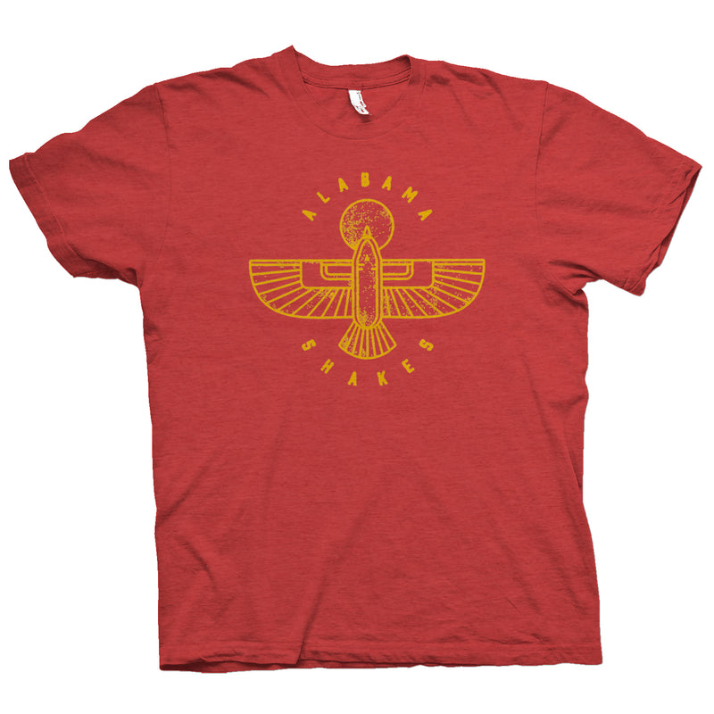 Alabama Shakes Thunderbird T-Shirt- Bingo Merch Official Merchandise Shop Official