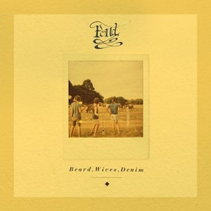 Pond Beards, Wives, Denim LP LP- Bingo Merch Official Merchandise Shop Official