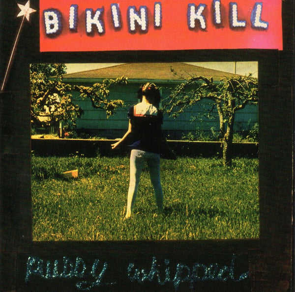 Bikini Kill Pussy Whipped LP LP- Bingo Merch Official Merchandise Shop Official