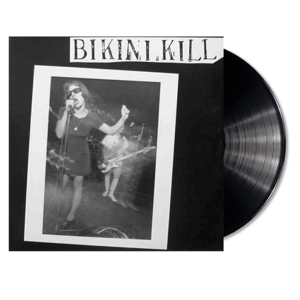 "Bikini Kill Bikini Kill EP 12""- Bingo Merch Official Merchandise Shop Official"