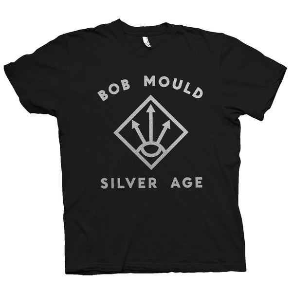 Bob Mould Silver Age T-shirt- Bingo Merch Official Merchandise Shop Official