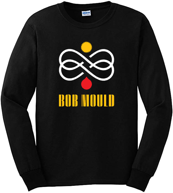 Bob Mould Infinity Longsleeve Longsleeve- Bingo Merch Official Merchandise Shop Official