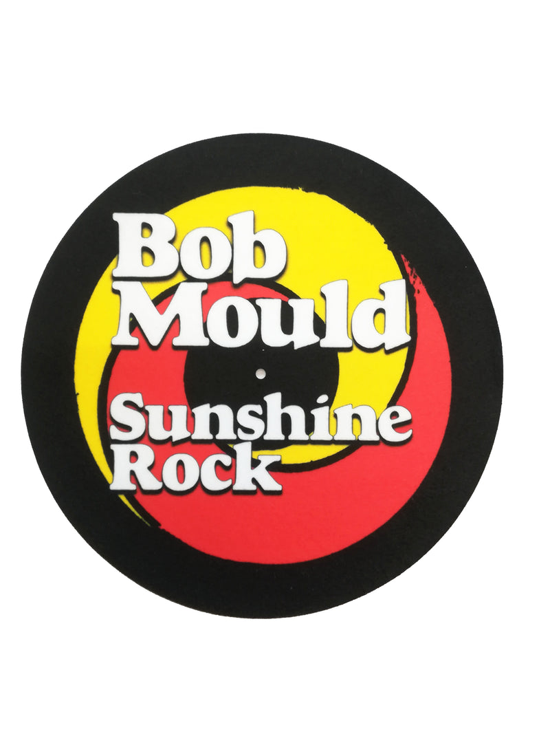 Bob Mould Sunshine Rock Slipmat Other- Bingo Merch Official Merchandise Shop Official