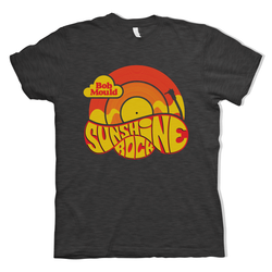 Bob Mould Sunshine Rock T-shirt- Bingo Merch Official Merchandise Shop Official