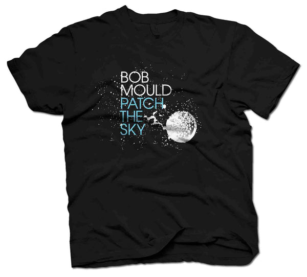 Bob Mould Patch The Sky Tour 2016 T-shirt- Bingo Merch Official Merchandise Shop Official