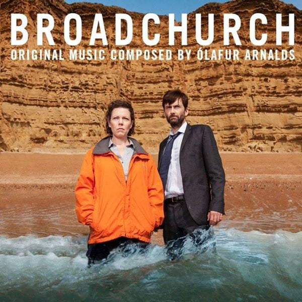 Ólafur Arnalds Broadchurch CD CD- Bingo Merch Official Merchandise Shop Official