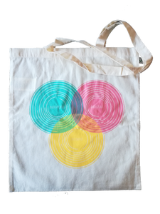 Broken Social Scene Circles Totebag Totebag- Bingo Merch Official Merchandise Shop Official
