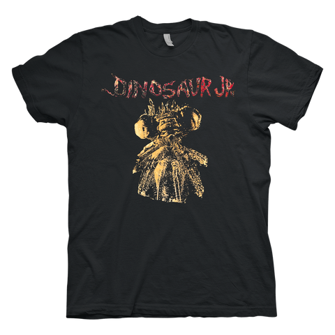 Dinosaur Jr. Bug T-Shirt- Bingo Merch Official Merchandise Shop Official