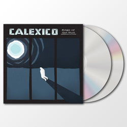 Calexico Edge Of The Sun ltd. 2CD CD Deluxe- Bingo Merch Official Merchandise Shop Official