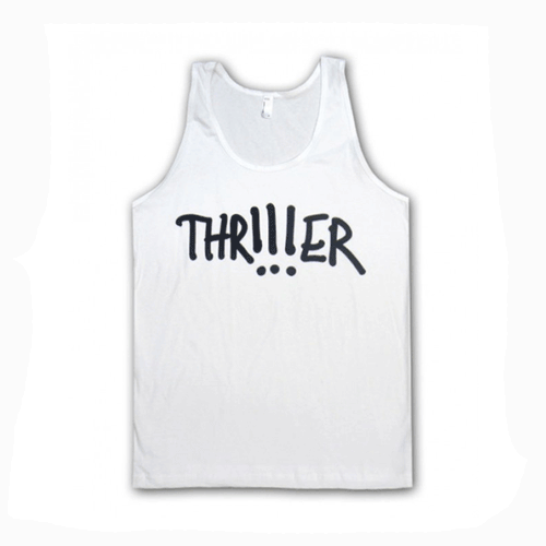 !!! Thriller Tanktop Tanktop- Bingo Merch Official Merchandise Shop Official