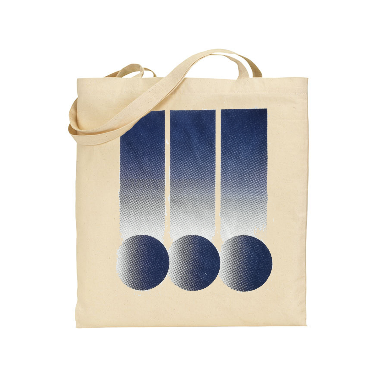 !!! !!! Logo Totebag Totebag- Bingo Merch Official Merchandise Shop Official