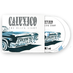 Calexico The Black Light - 20th Anniversary Limited Edition 2CD CD Deluxe- Bingo Merch Official Merchandise Shop Official