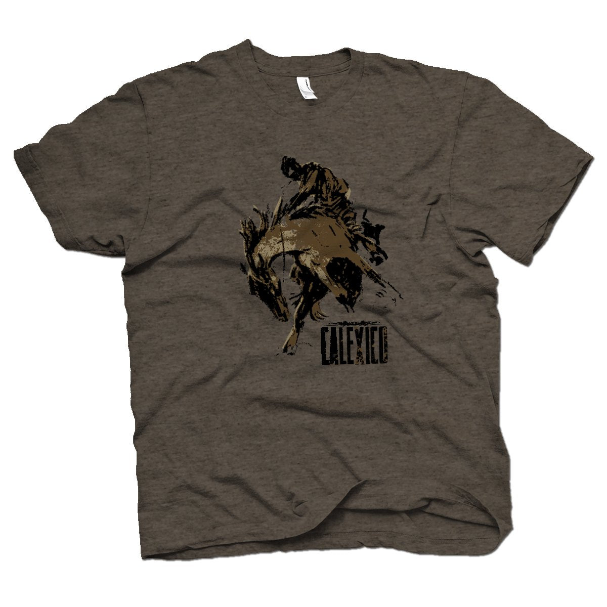 Calexico Bronco T-Shirt- Bingo Merch Official Merchandise Shop Official