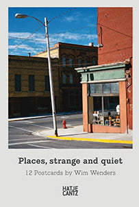 Wim Wenders Places - Strange & Quiet Postcards Postcard-Set- Bingo Merch Official Merchandise Shop Official
