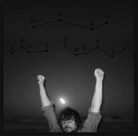 Jeff Tweedy WARM CD CD- Bingo Merch Official Merchandise Shop Official