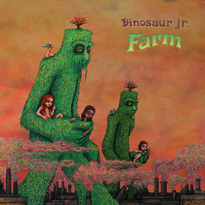 Dinosaur Jr. Farm CD CD- Bingo Merch Official Merchandise Shop Official