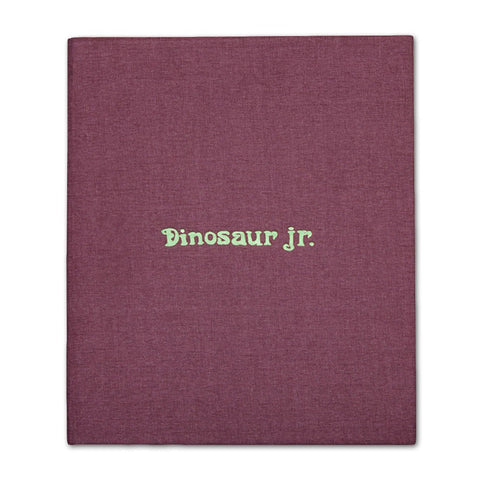 Dinosaur Jr The Official Book Signature Edition from Bingo Merch