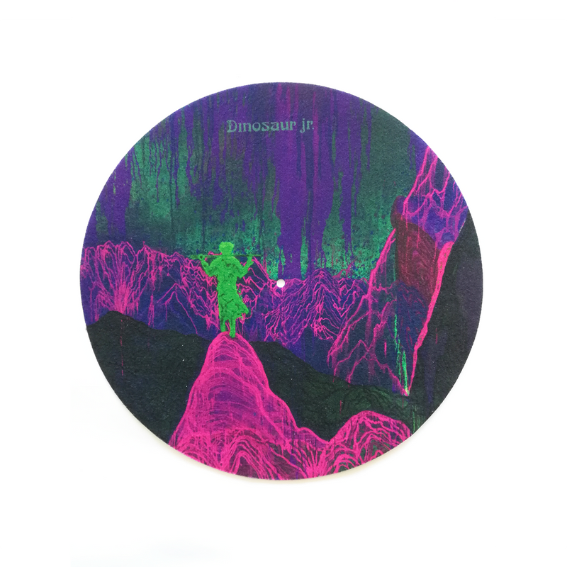 Dinosaur Jr. Dinosaur Jr. Slipmat Slipmat- Bingo Merch Official Merchandise Shop Official