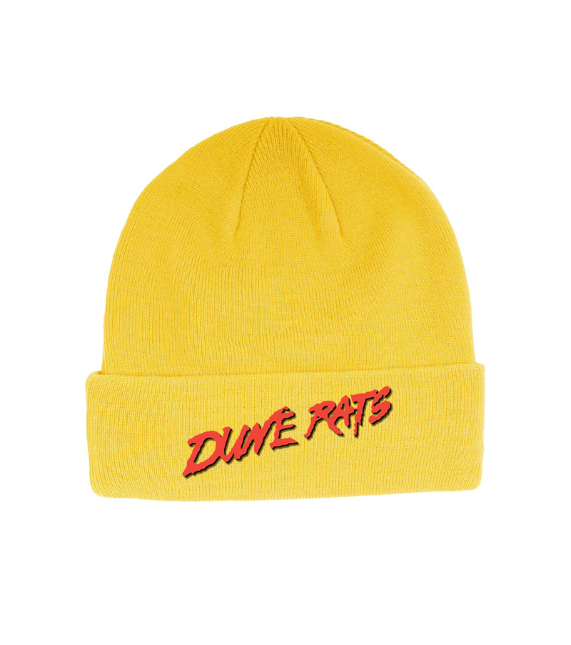 Dune Rats Sexy Beach Beanie Hat - Bingo Merch Official Merchandise Shop Official