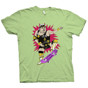 Future Islands Dusty Rhodes T-Shirt- Bingo Merch Official Merchandise Shop Official