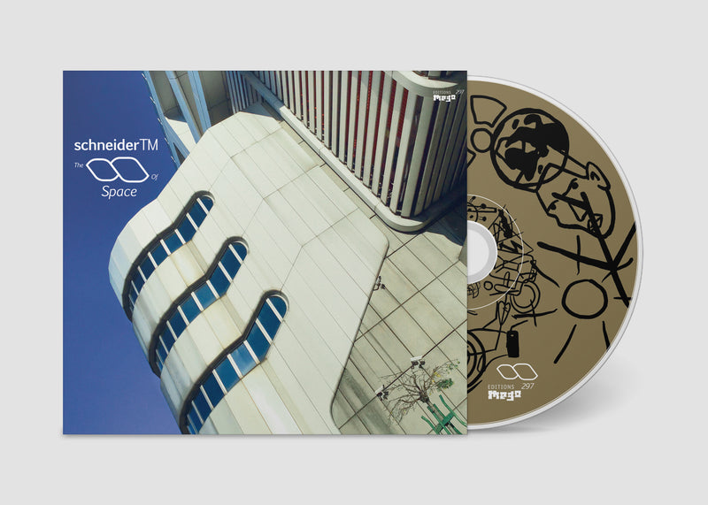 (PRE-ORDER) The 8 Of Space CD