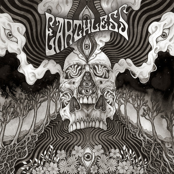 Earthless Black Heaven CD CD- Bingo Merch Official Merchandise Shop Official