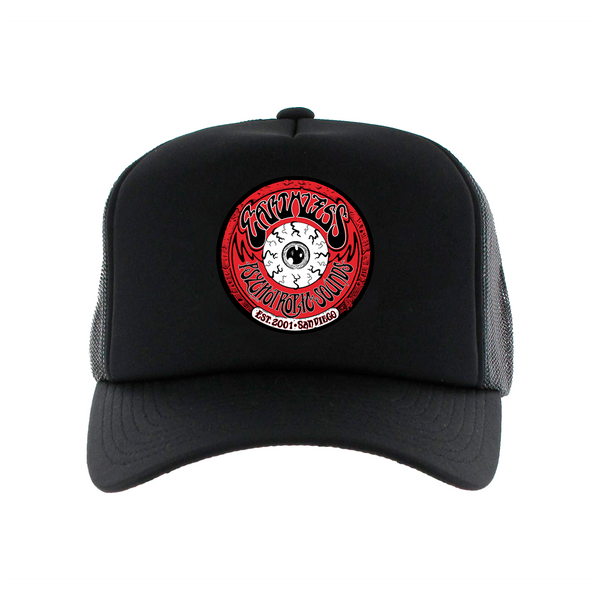 Earthless Psychotropic Sounds Trucker Hat Hat- Bingo Merch Official Merchandise Shop Official