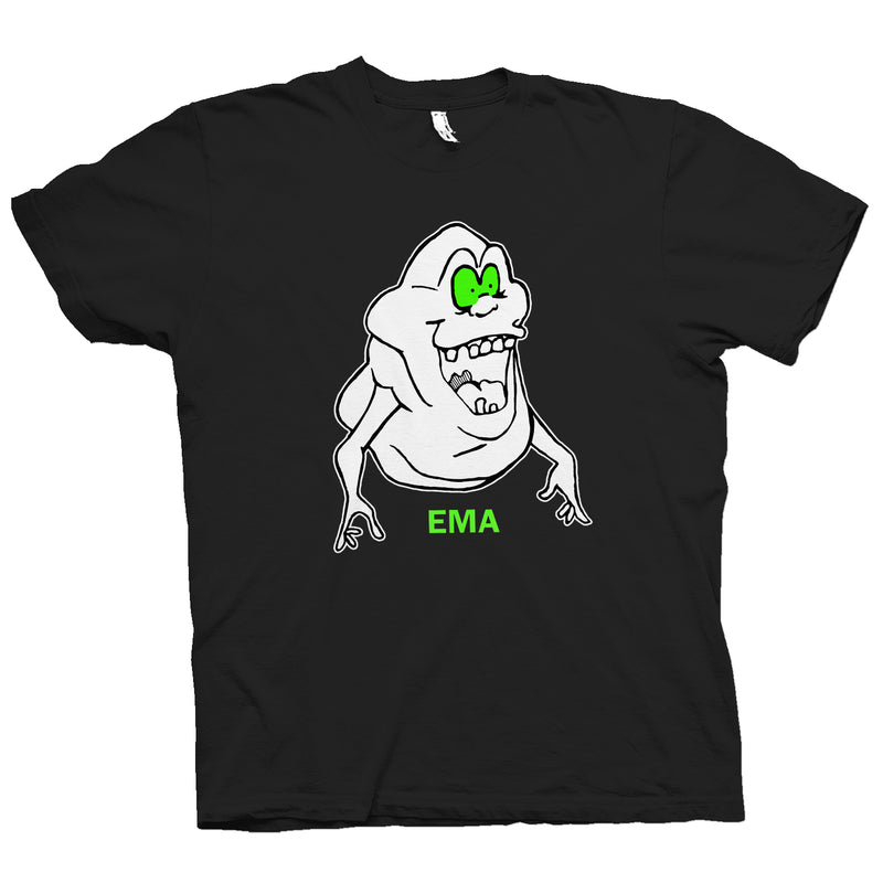 EMA Slimer T-Shirt- Bingo Merch Official Merchandise Shop Official