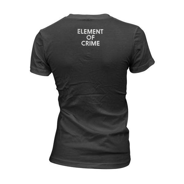 Element Of Crime Romantik für Frauen T-Shirt- Bingo Merch Official Merchandise Shop Official