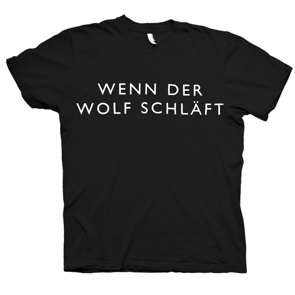 Element Of Crime Wenn der Wolf schläft T-Shirt- Bingo Merch Official Merchandise Shop Official