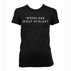 Element Of Crime Wenn der Wolf schläft für Frauen T-Shirt- Bingo Merch Official Merchandise Shop Official
