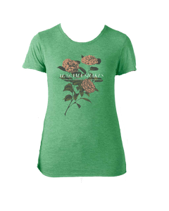 Alabama Shakes Flowers - girls T-Shirt- Bingo Merch Official Merchandise Shop Official