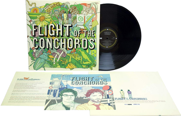 Flight of the Conchords Flight of the Conchords LP LP- Bingo Merch Official Merchandise Shop Official