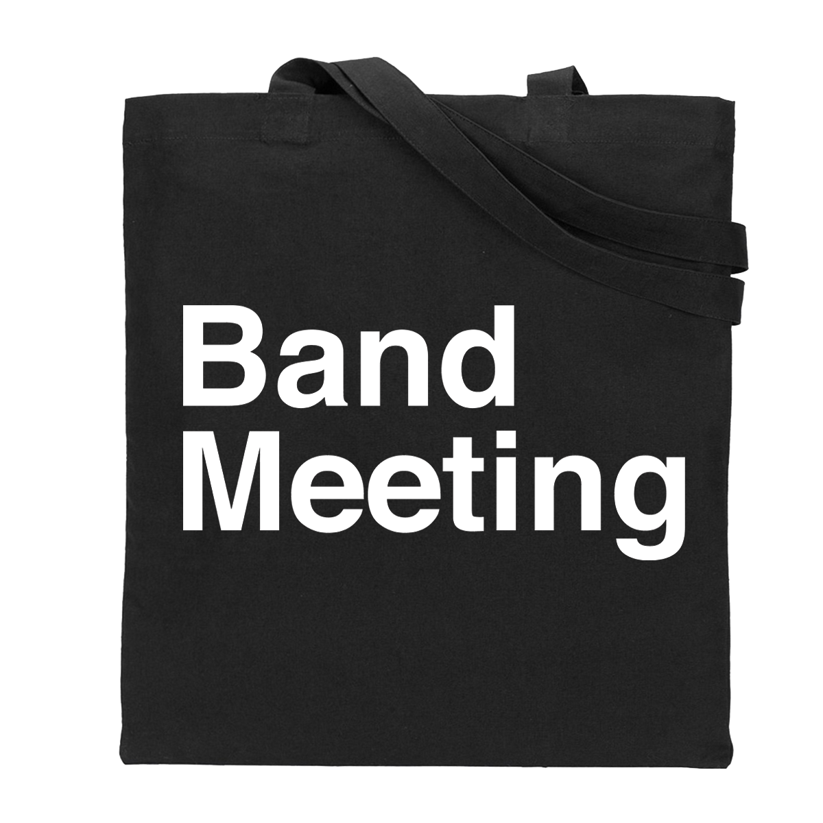 Flight of the Conchords Band Meeting Tote Bag Totebag- Bingo Merch Official Merchandise Shop Official