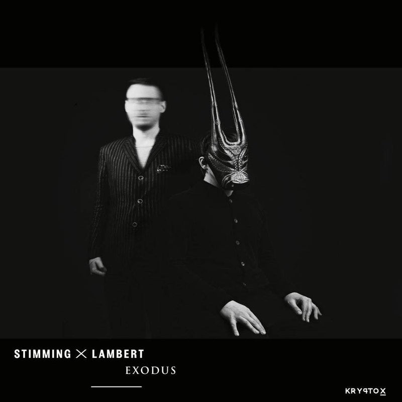 Lambert Stimming & Lambert - Exodus LP LP- Bingo Merch Official Merchandise Shop Official