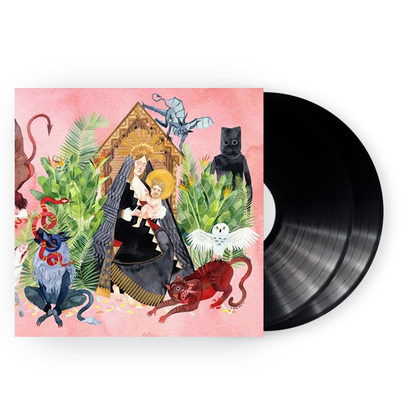 Father John Misty I Love You, Honeybear 2xLP LP- Bingo Merch Official Merchandise Shop Official