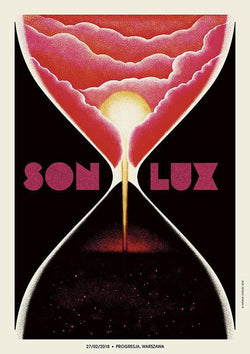Son Lux Warsaw 2018 Poster Poster- Bingo Merch Official Merchandise Shop Official