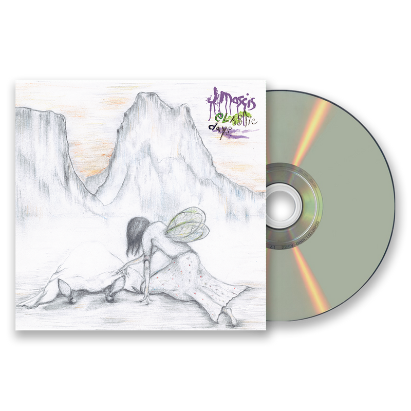 J Mascis Elastic Days CD CD- Bingo Merch Official Merchandise Shop Official