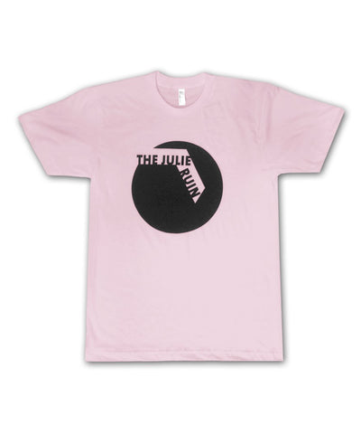 The Julie Ruin Cutout Pink Tshirt- Bingo Merch Official Merchandise Shop Official