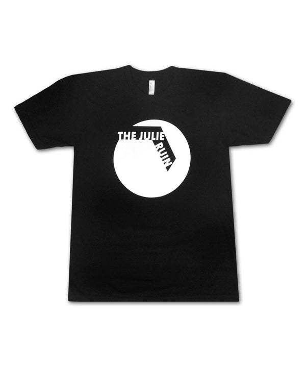 The Julie Ruin Cutout Black Tshirt- Bingo Merch Official Merchandise Shop Official