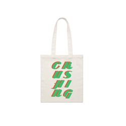 Crushing Totebag