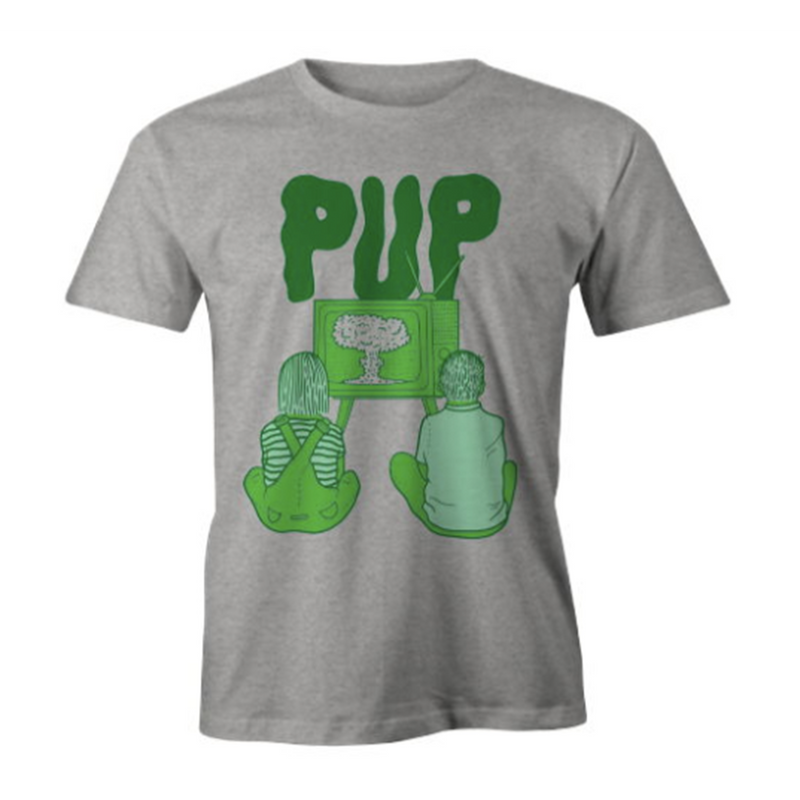 PUP Kids: The Cartoon T-Shirt- Bingo Merch Official Merchandise Shop Official