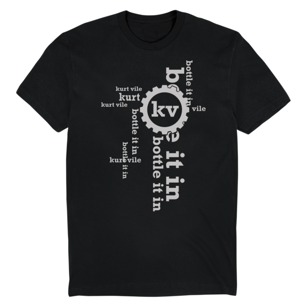 Kurt Vile Planet Phitness T-shirt T-Shirt- Bingo Merch Official Merchandise Shop Official